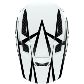 Fox Rampage Pro Carbon Bst Casco Full Face Hombre, white